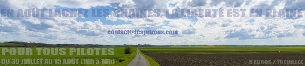 Voler en parapente avec les Pitroux du Poitou