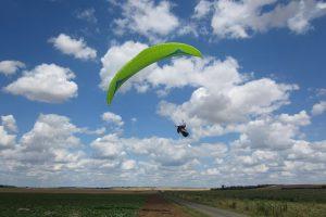 Vol solo pour pilotes niveau vert FFVL